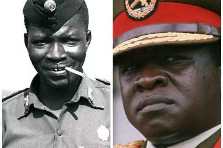 Today In History: Meet Idi Amin's Nephew Isaac Maliyamungu The Killing Machine Of The Regime