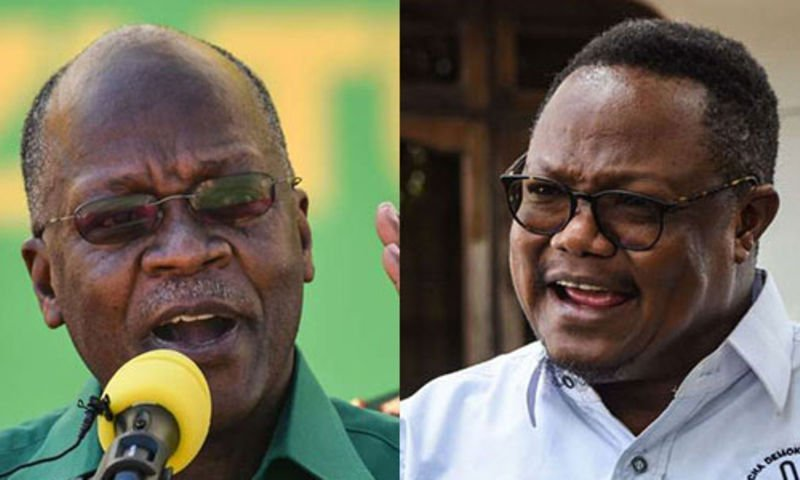I Can't Listen To Your Nonsense! Tanzania's Opposition Candidate Lissu Rejects Election Results In Advance