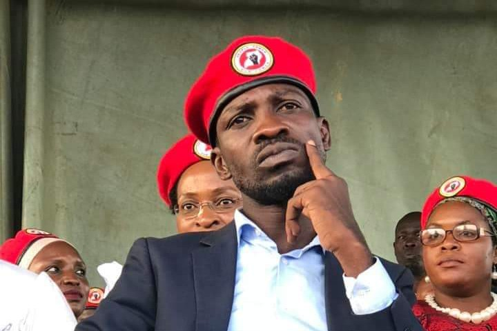 Bobi Wine Thrown Out Of Spice FM In Hoima, Advised To Start His Own