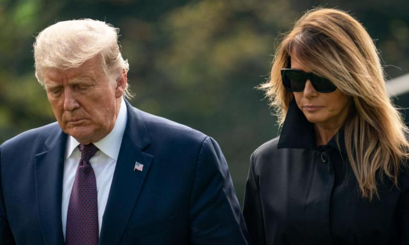 My Sumbi Is Reserved For Presidents Not Common Men: More Troubles For Trump As First-Lady Divorces Over Election Defeat