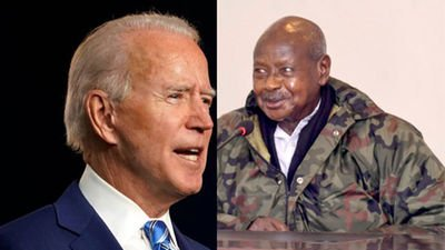 President Museveni Inks Hearty Congratulatory Message To Jubilant US President-Elect Joe Biden, Kamala