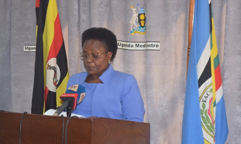 Post COVID-19: EA Oil Pipeline Project To Employ 10000 Youths In Uganda-Min.Kitutu