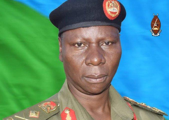 COVID-19: UPDF Chief of Administration Brig-Gen Emmanuel Mulindwa Dies