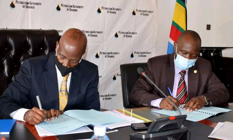 Petroleum Authority Signs MOU With UNBS To Improve Standards Of Uganda's Oil & Gas