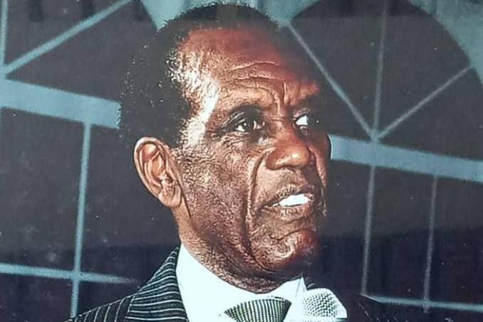 Sad! Former Governor Bank Of Uganda Is dead!