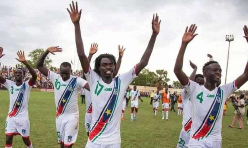 AFCON Qualifiers: South Sudan Arrives In Uganda To Battle Cranes