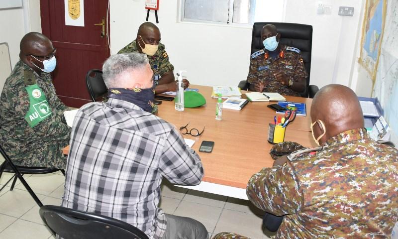 UPDF Aviation Troops Ready To Crash Enemies-Gen.Charles Okidi