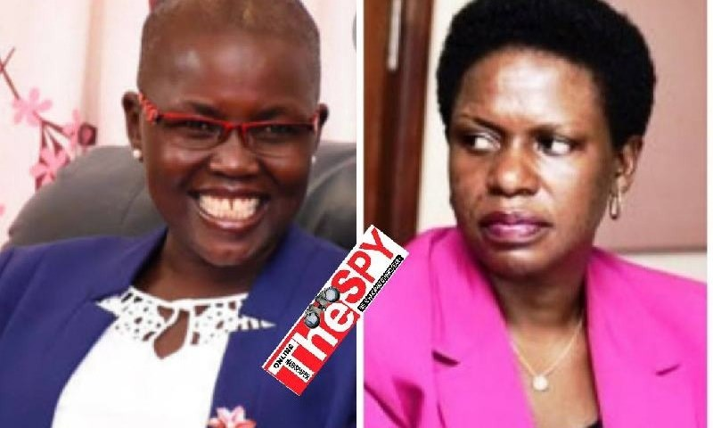 Too Greedy & Corrupt To Serve In Gov't: Troubled EOC Ntambi On Tenterhooks As Furious DPP Interdicts Her