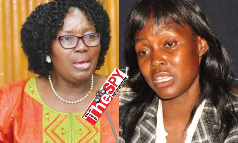 "Horror As Ex-Presidential Candidate Kyalya Pins Kadaga For ""Killing"" MP Watongola"