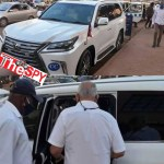 Nepalese Consul To Uganda Dr Sudhir Ruparelia Receives Multi-million Official Diplomatic Vehicle
