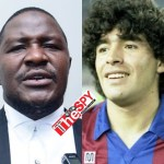 Ugandan Legislator Basalirwa Joins World In Mourning Fallen Football Star Maradona