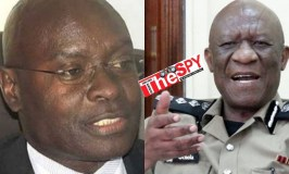 """First Learn Principles Of Letter Writing Before Jumping On Me""-Furious IGP Ochola Blasts Troublefaced Byabakama As He Dustbins His 'Shy Love Letter' With Instructions"