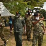 S.Sudan Army Chief Meets Ugandan Counterpart Over Deadly Border Shootings
