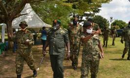 S.Sudan Army Chief Meets Ugandan Counterpart Over Deadly Border Shootings
