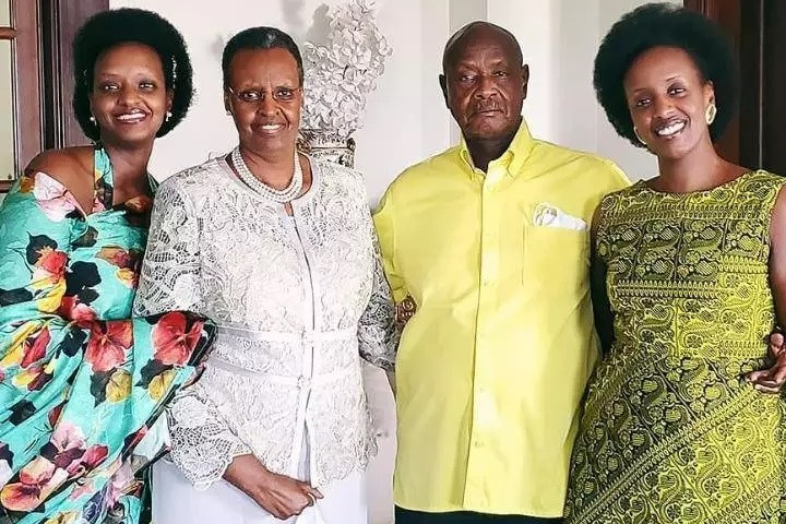 Full List: Here Are The Lucky Horny Men Mercilessly Bonking Museveni's Daughters Natasha, Patience & Diana