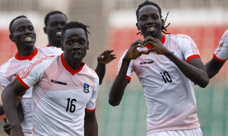 Full Coverage: South Sudan Punches Uganda 1-0 In AFCON 2021 Qualifier