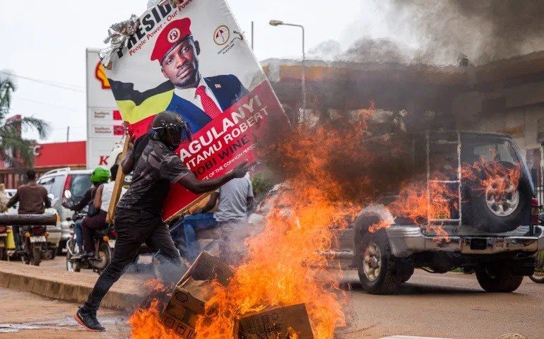 Join Bobi's Protests At Your Own Risk: 3 Dead, 34 Critically Injured As Police Warn Civilians