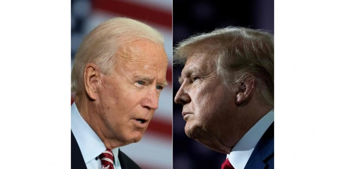 Quit Office Or Face Jail-Biden Puts 'Crying Baby' Trump On Tenterhook
