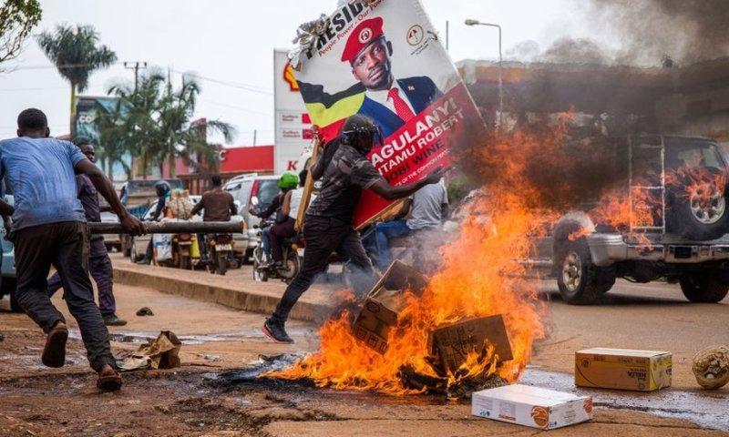 Amnesty International To Uganda: Stop Killings & Human rights Violations Ahead Of Election Day