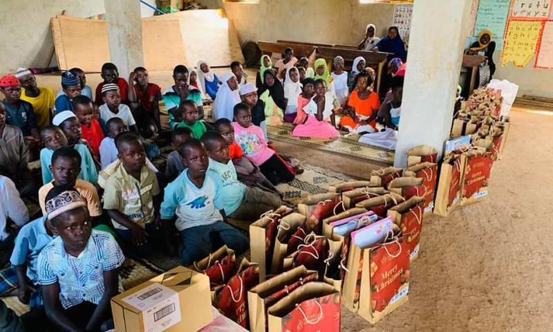 Big-Hearted Ruparelia Foundation Donates Multimillion X-Mas Goodies To Various Orphanage Centres