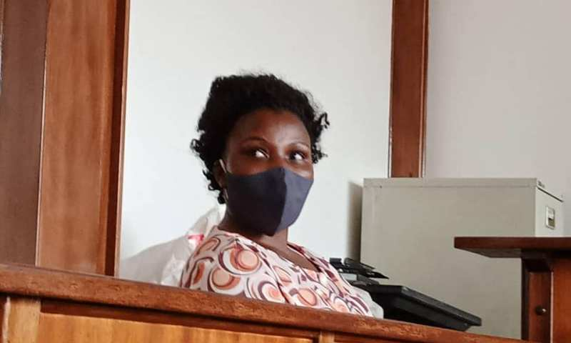 President Museveni's Secretary Remanded For Grilling EC Officials To Employ Her Relatives