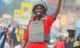 I Won't Compromise My Safety! Kyagulanyi Acquires Bullet Proof Jacket After Surviving Bullets