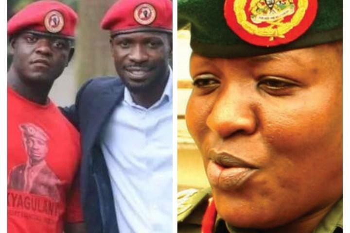 Bobi Wine's Body Guard Wasn't Knocked By Military Police Vehicle-UPDF's Byekwaso