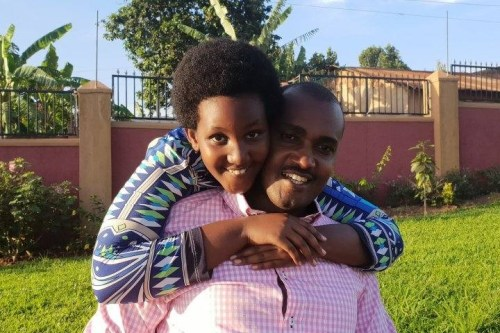 """""""I Wouldn't Be Without Them""""-Minister Tumwebaze Dedicates 45th Birthday To His Parents For Tireless Support"""