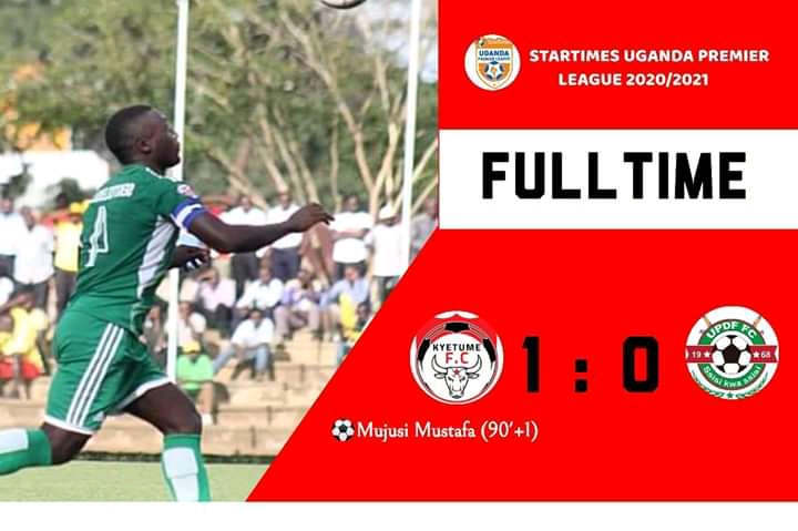 UPL: Mucurezi, Sserunkuma's Deadly Attacks Leave Kitara Crying Foul As Vipers Secure First Win