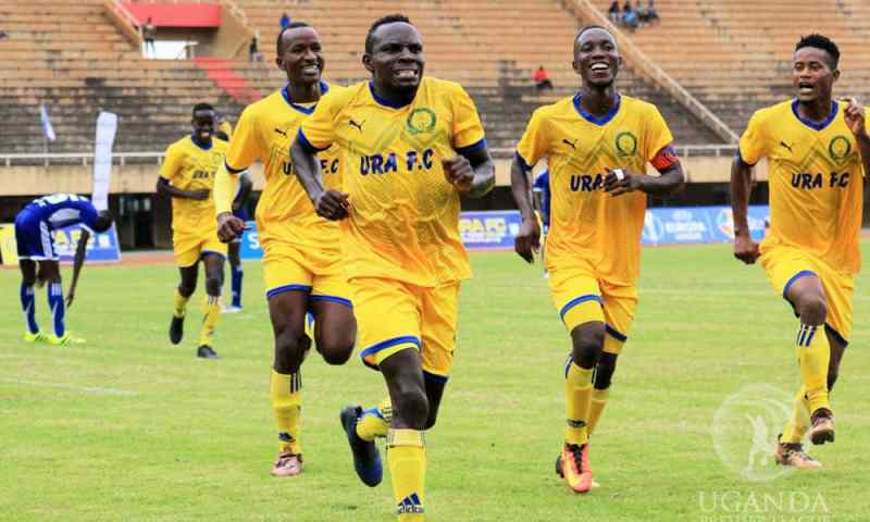 UPL: Mukwala's Brace Secures Win For URA Against Troubled BUL
