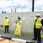Museveni Commissions Umeme's Multibillion Upgraded Mbale Sub-station