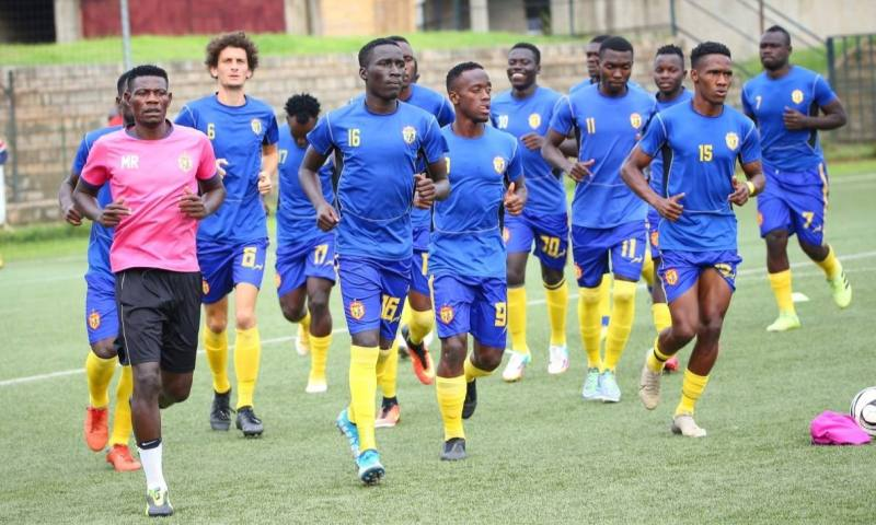 CAF Cancels Rwanda, Uganda Confederations Game As KCCA Team Test COVID-19 Positive