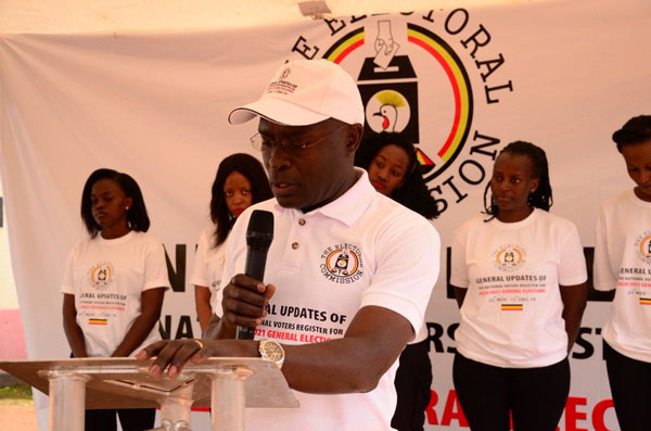 Just In: EC Suspends Campaigns In Kampala, 10 Other Districts Over Escalating COVID-19 Cases