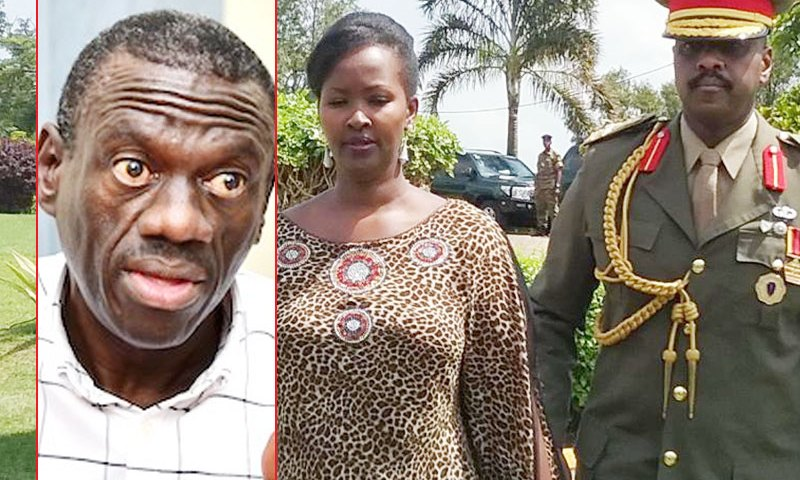 COVID Bonanza: Leave My Wife Alone To Save Yourself, You Will Regret If I Start On You! 1st Son Muhoozi Warns Col.Besigye