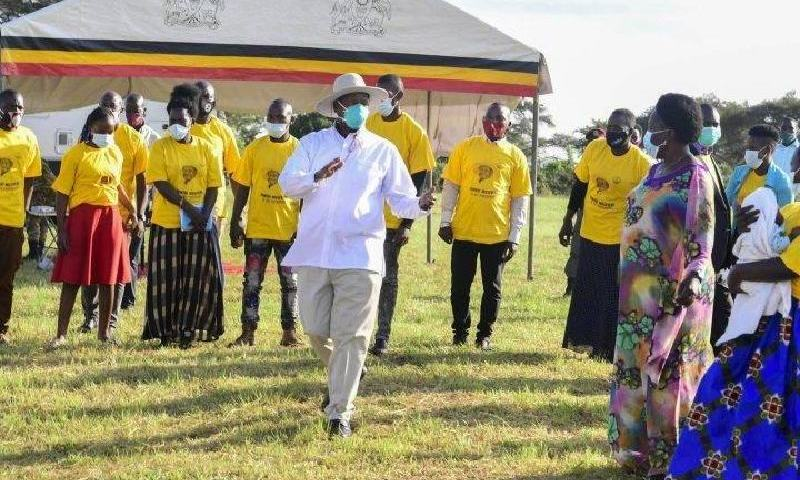 """Don't Blame Us, We Are Securing Our Future""- NUP Leaders In Luweero, Busoga Defect To NRM"