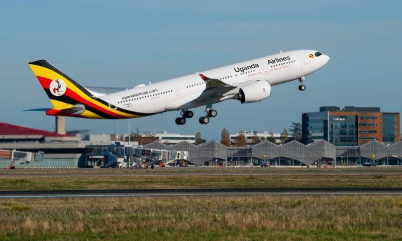 Uganda's Newly Purchased & First-Ever Airbus To Land At Entebbe Airport On Tuesday