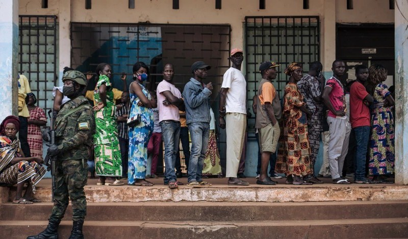Central African Republic Votes Amidst Violence As Rebels Confiscate Election Materials