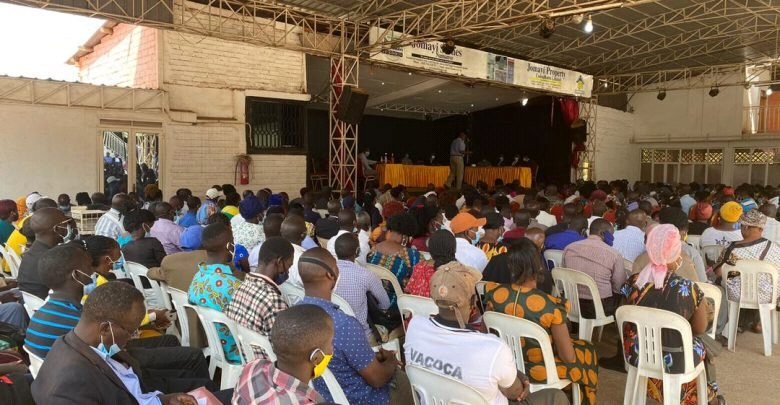 Gov't Injects 180M In Kampala Crime Preventers To Boost Security Ahead Of 2021 Elections
