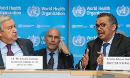 """""""Don't Be Fooled Vaccines Can't Fight COVID-19 Situation""""-UN Chief Guterres Warns"""