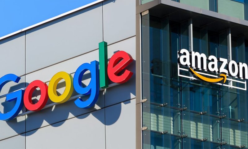 Google, Amazon Fined 135 Million Euros For Invading Users' Privacy