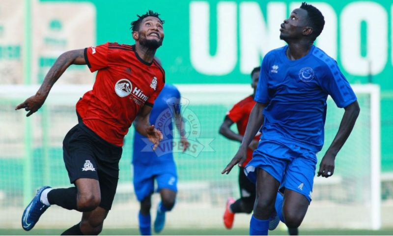 Sudan's Al Hilal Bounces Vipers Out Of CAF Champions League