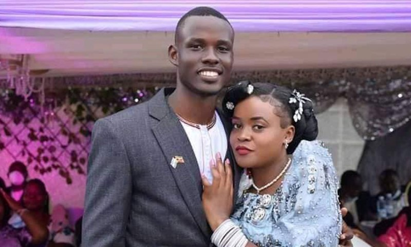 Tragedy As Husband Dies Day After Wedding