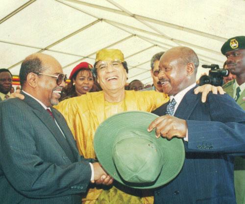 Museveni Tells UPDF To Recognize Pan Africanism Heroes Col.Qaddafi, Nyerere & Samola Ahead Of Tarehe Sita Celebrations