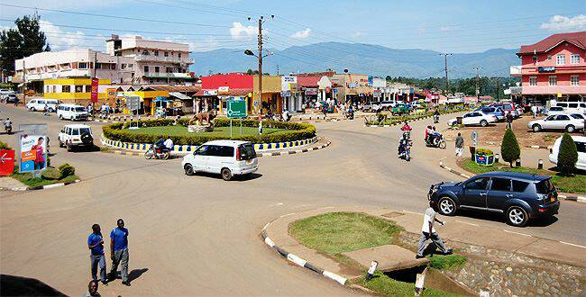 Fort Portal City Mayor Trashes Street Parking Contractor's Contract For Inflating Fees