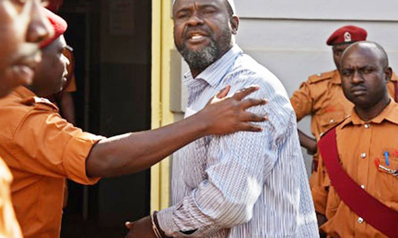 State Agents Intimidate Us, Still Detained With Bails-5year Jailed Mukulu, 37 Others Cry To Judges As Trial Kicks Off