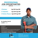 Job Slots! Over 50 Carpenters, Plumbers & Painters Urgently Needed In Qatar With Juicy Salary Tabled For You!