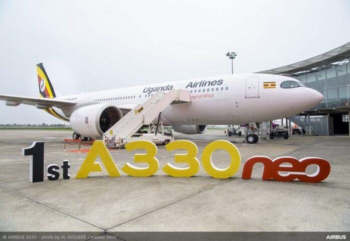 Uganda Airlines To Kick Off UK, India, China & Dubai Flights With A330-800neo