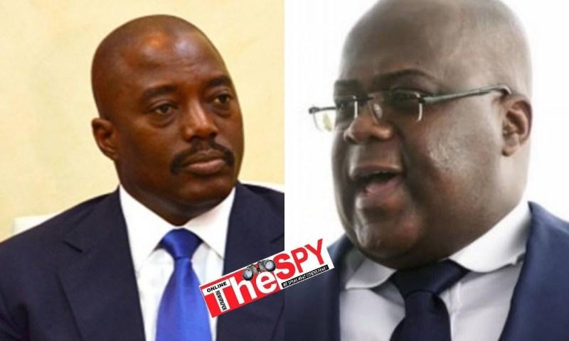 DRC President Felix Tshisekedi Pardons Kabila Brutal Assassinators