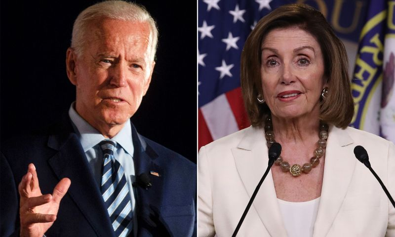 Smooth Road For Biden As Democrat Nancy Pelosi Scoops Fourth Term As House Speaker