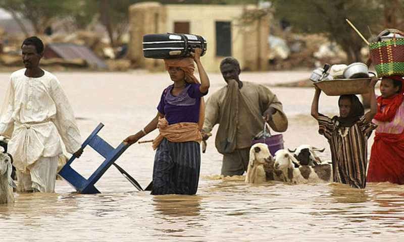 Endless Problems! S.Sudan Faces Terrible Famine As Hundreds Succumb To Floods